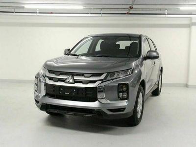 gebraucht Mitsubishi ASX 2.0 MIVEC Value 4x4