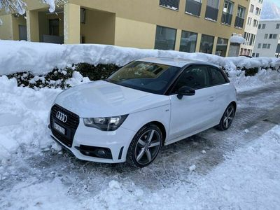 gebraucht Audi A1 1.6TDI S-Line