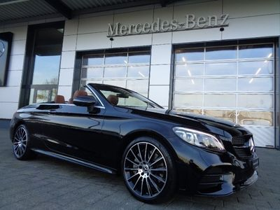 gebraucht Mercedes C300 AMG Line Cabriolet 9G-Tronic