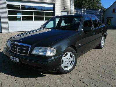 gebraucht Mercedes C280 C-Klasse C 280 C-Klasse