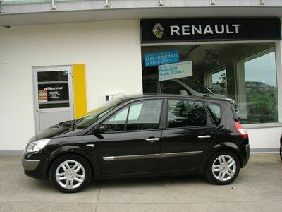 gebraucht Renault Scénic 2.0 16V Exception