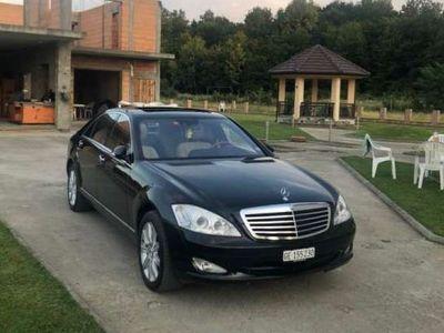 gebraucht Mercedes S500 S-Klasse W221V8