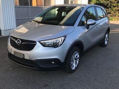 gebraucht Opel Crossland X 1.2i TP Enjoy Automatik