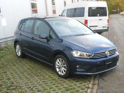 gebraucht VW Golf Sportsvan Golf Sportsvan VII 1.4 TSI 125 Allstar D