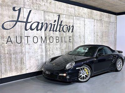gebraucht Porsche 911 Turbo S Cabrio PDK