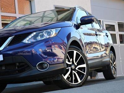 gebraucht Nissan Qashqai 1.6 dCi acenta Xtronic CVT