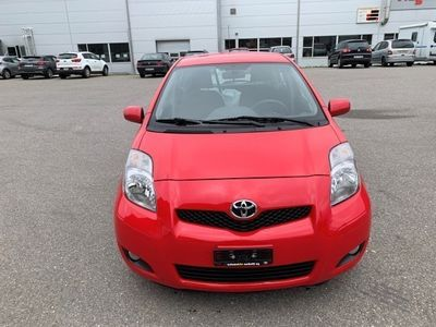 gebraucht Toyota Yaris 1.33 Linea Luna Multimode