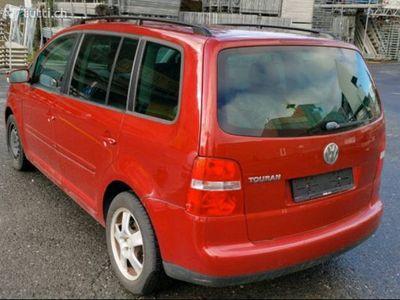 gebraucht VW Touran 2.0 TDi DSG 7-Sitz