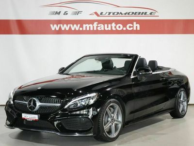 gebraucht Mercedes C250 C-Klasse C 250 d AMG Line C-Klassed AMG Line