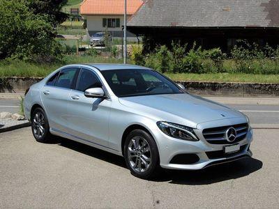 gebraucht Mercedes C200 Avantgarde 4Matic 9G-Tronic