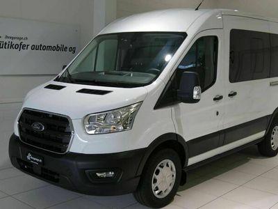 gebraucht Ford Transit Kombi 350 L2 2.0 EcoBl Trend