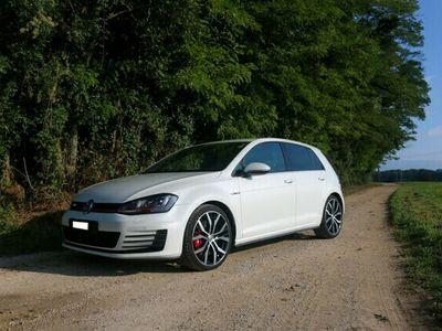 gebraucht VW Golf 2.0 TSI GTI Performance DSG