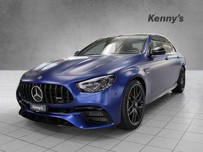 gebraucht Mercedes E63 AMG S 4matic+