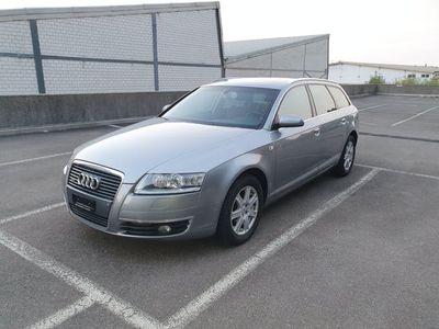gebraucht Audi A6 AVANT QUATTRO 3.0 V6 TDI, 233 PS, LÄUFT PERFEKT !