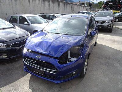 gebraucht Ford Fiesta 1.0 SCTi Titanium