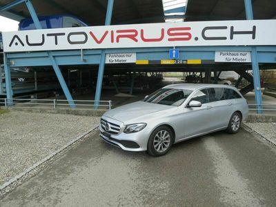 gebraucht Mercedes E200 E-Klasse E 200 Avantgarde 9G-Tronic E-KlasseAvantgarde 9G-Tronic