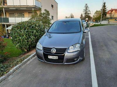 gebraucht VW Golf V GT DSG