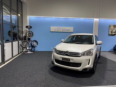 gebraucht Citroën C4 Aircross 1.6 HDi Exclusive 2WD