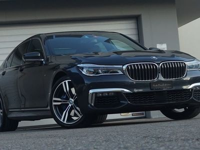 gebraucht BMW 750 7er i xDrive - M SPORTPAKET - TOP OPTION