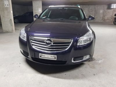 gebraucht Opel Insignia 2.0 TD
