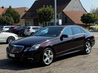 gebraucht Mercedes E500 Avantgarde 7G-Tronic