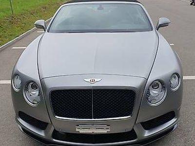 gebraucht Bentley Continental Wie NEU: Conti. GTC V8 S
