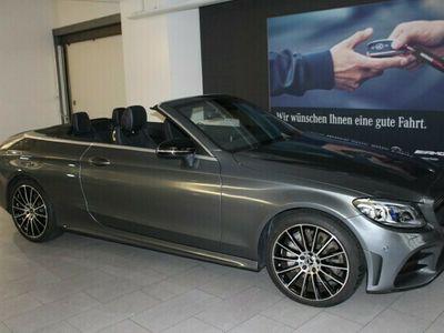 gebraucht Mercedes C300 C-KlasseAMG Line Cabriolet 9G-Tronic