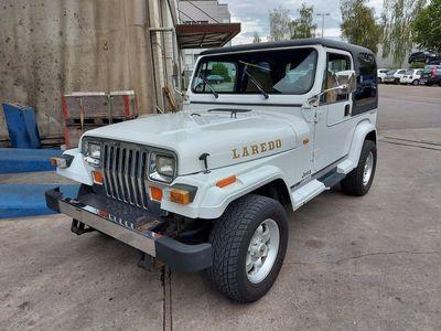 gebraucht Jeep Wrangler 4.0 Laredo