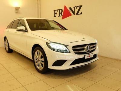 gebraucht Mercedes C200 Swiss Star Avan. 4M
