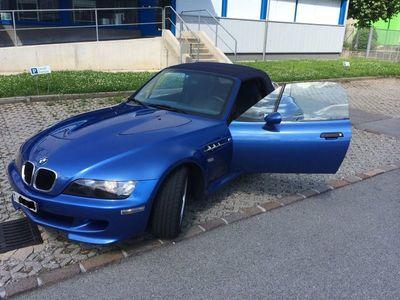 gebraucht BMW Z3 M Z3 VendoRoadster