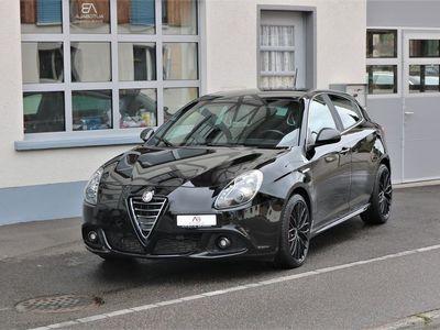 gebraucht Alfa Romeo Giulietta 1750 TBi Quadrifoglio Verde TCT ´´BLACKMAMBA´´