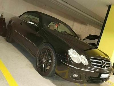 gebraucht Mercedes CLK200 200 Mercedes BenzCabrio
