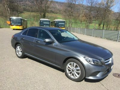gebraucht Mercedes C220 C-Klasse C 220 d Swiss Star Avantgarde 4Matic 9G-Tronic C-Klassed Swiss Star Avantgarde 4Matic 9G-Tronic