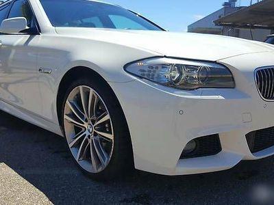 gebraucht BMW 525 5er d xDrive M-Sport Aut. 4x4 (Kombi), Ab Service und MFK