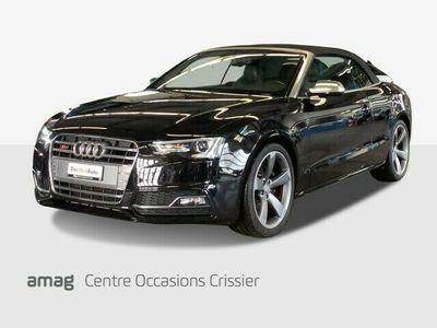 gebraucht Audi S5 Cabriolet 3.0 TFSI quattro S-tronic