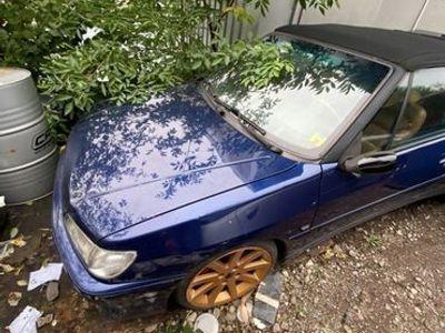 gebraucht Peugeot 306 Cabriolet 2.0 Swiss