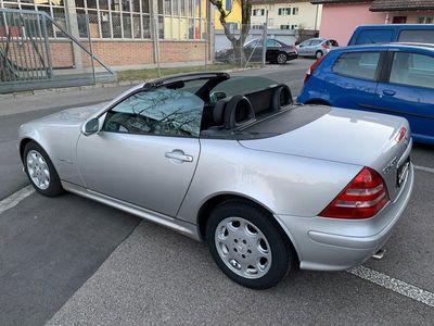 gebraucht Mercedes SLK200 SLK MercedesBenzin Frisch MFK 29.09.2020 Kilometer 1870