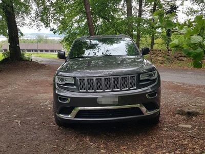 gebraucht Jeep Grand Cherokee 3.0 CRD Summit Automatic