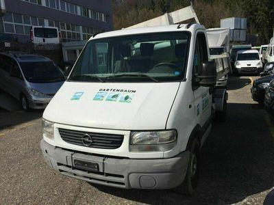 gebraucht Opel Movano 2.5DTi