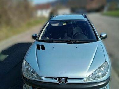 gebraucht Peugeot 206 206 günstig zu verkaufengünstig zu verkaufen