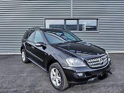 gebraucht Mercedes ML320 CDI Edition 2008 sehr gepflegt