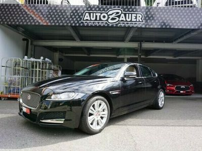 gebraucht Jaguar XF 2.0 D 180 Prestige AWD