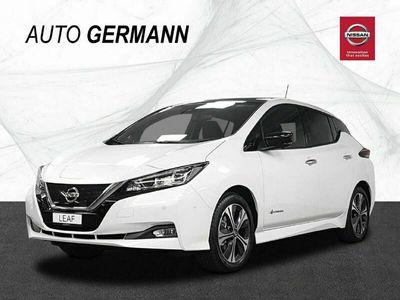 gebraucht Nissan Leaf Leaf Tekna 40 kWh (incl Batterie)Tekna 40 kWh (incl Batterie)