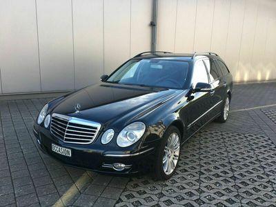 gebraucht Mercedes E320 E-Klasse E 320 CDI T4-M AUT. E-KlasseCDI T4-M AUT.