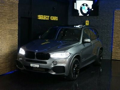 gebraucht BMW X5 xDrive 40d Steptronic M Sportpaket