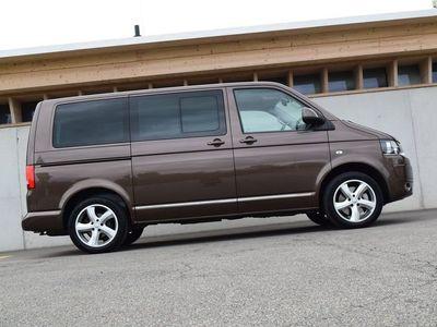 gebraucht VW Multivan T52.0 Bi-TDI CR HIGHLINE 4MOTION DSG l 180 PS