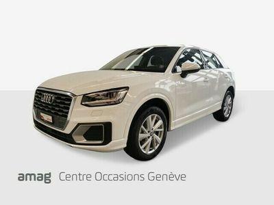 gebraucht Audi Q2 1.0 TFSI Edition # 1 S-tronic