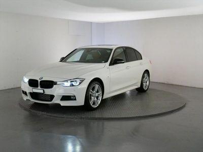gebraucht BMW 320 3er 320 d Edition M Sport Automat 190PS