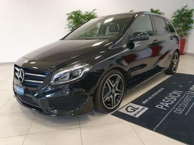 gebraucht Mercedes B220 AMG Line 4Matic