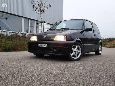 gebraucht Fiat Cinquecento 500Sporting
